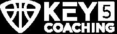 Key 5 Coaching White Logo@2x